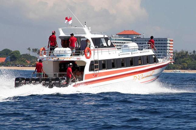 Nusa Lembongan Fast Boat